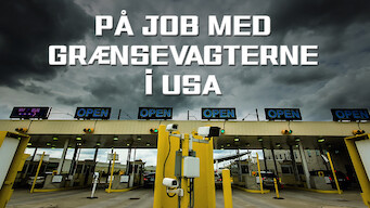 På job med grænsevagterne i USA (2016)